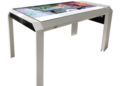 Object Recognition Touch Table 55″