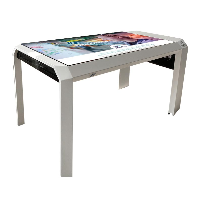 Object Recognition Touch Table 55 inch