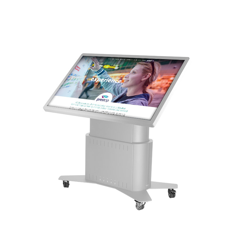 Prestop Smart Touch Table Economy 55 inch 4K wit