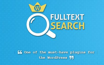 WP Fulltext Search getest