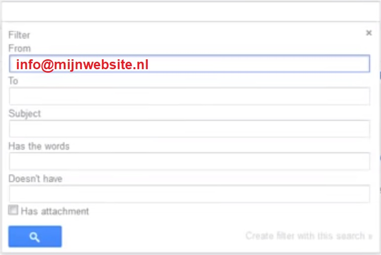 gmail spam filter 3 settings filters email adres vrijgeven