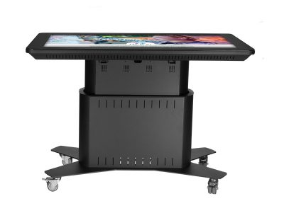 High-Low Touch Table Economy 55″ 4K