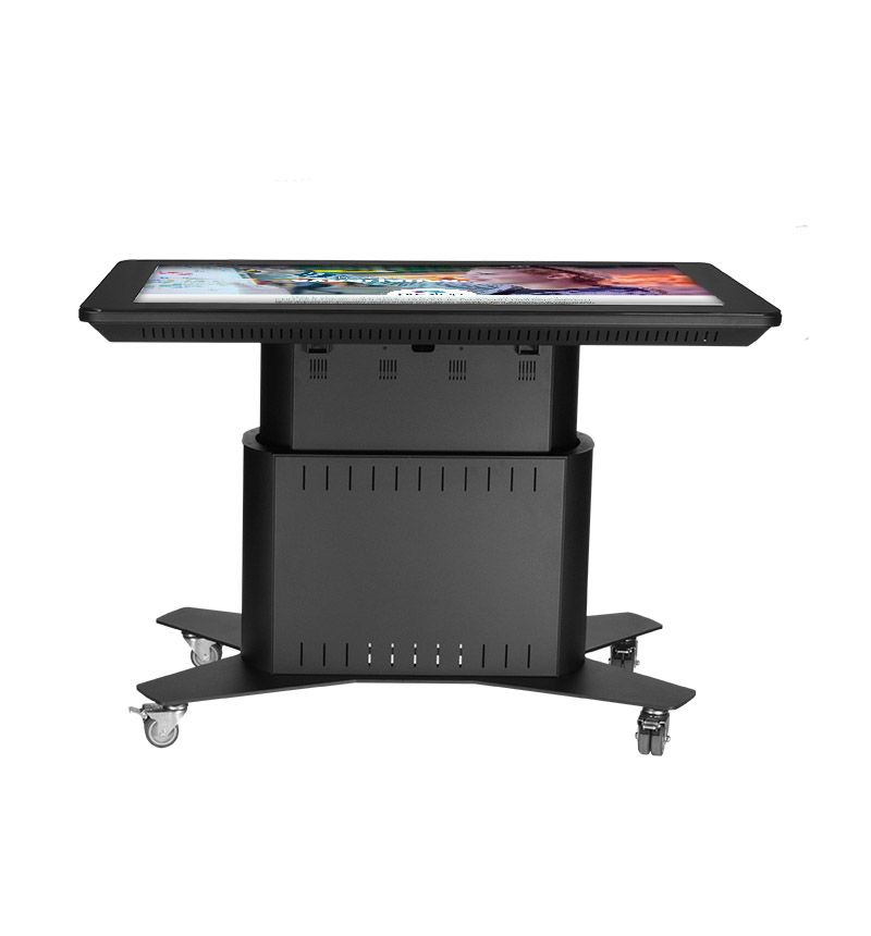 prestop-High-Low Touch Table Eminent 55 inch Full HD