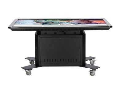 High-Low Touch Table Eminent 65″ 4K