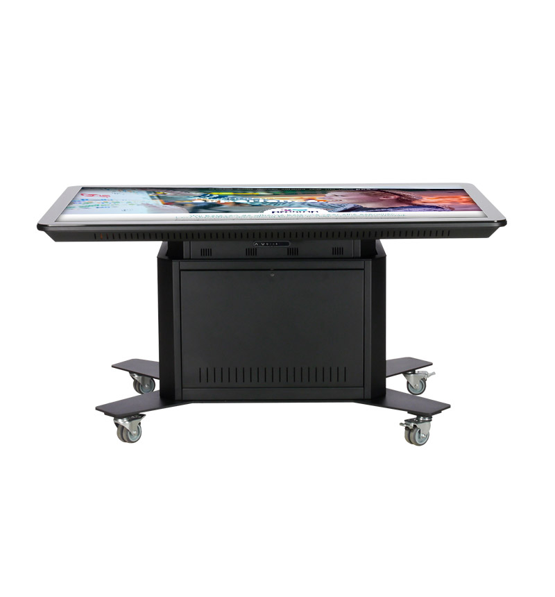 prestop-High-Low Touch Table Eminent 65 inch 4K